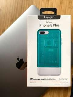 Spigen Classic C1 for iPhone 8 plus (Green)