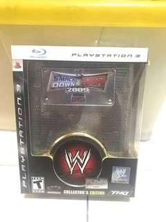 Ps3 Smackdown Vs Raw 2009 Collectors Edition