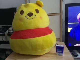 Huggable Disney Huge Winnie the Pooh🎈勁好攬 迪士尼 超大粒 小熊維尼毛公仔