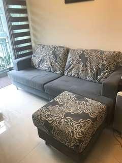Giormani L-Shape Sofa