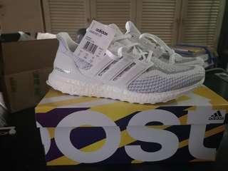 WTS/WTT BNWT Ultra Boost Ltd white