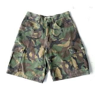 Quiksilver Cargo Army Pants 30