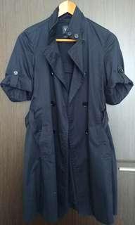 AX Armani Exchange trench jacket