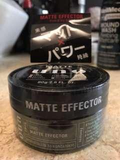 UNO Matte Effector 男士定型髮蠟