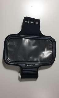 Wristband for jogging uniea. Use for ipod or iphone 5