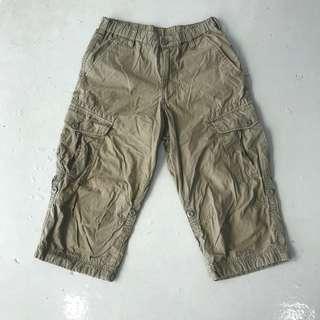 Uniqlo Pants 3 Quarter 3/4