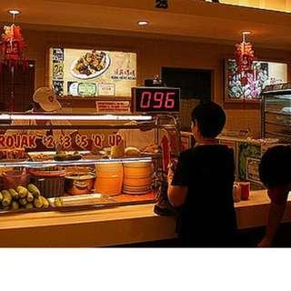 For Takeover: Toa Payoh Central Foodcourt Stall
