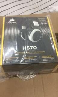 CORSAIR HS70 wireless 7.1