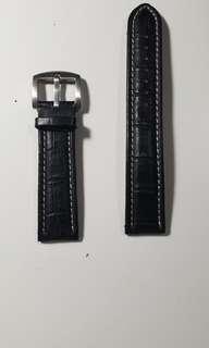 Leather strap 20mm new tali jam