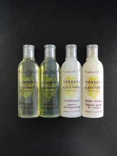🚚 Crabtree and Evelyn Travel Soap Set