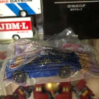 Hotwheels Mc Donald NASCAR (greatforraces)
