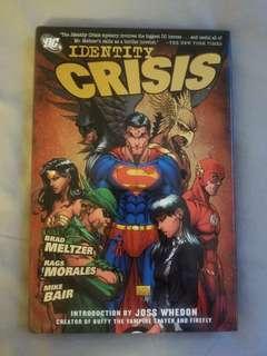 DC Comics - Identity Crisis - Hardcover