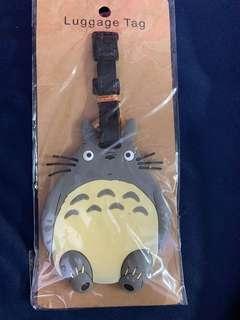 🚚 Totoro 行李牌