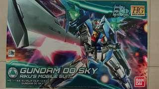 1/144 HGBD Gundam OO Sky Model Kit