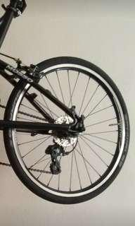 Tyrell AM7 - 451 Wheelset