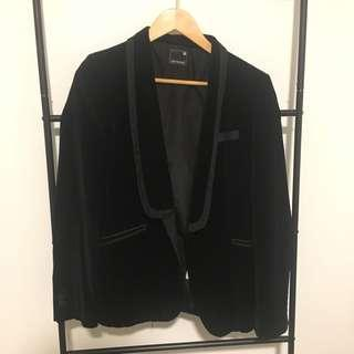 Black Jeanswest Blazer