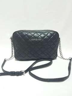 Michael Kors quilted crossbody