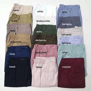 DICARI CELANA BAGY PANTS & CELANA YG DILIPAT BAWAHNYA (Jeans tidak ketat)
