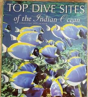 Top dive sites of tge Indian Ocean