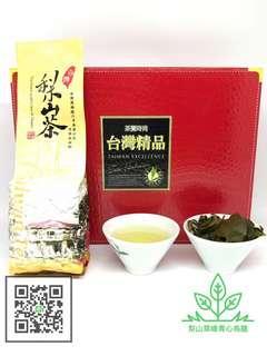 🚚 ❄️高海拔冬茶❄️ 梨山翠峰 青心烏龍