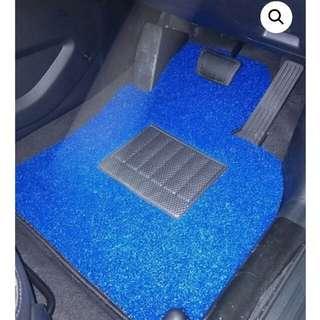 Black Kia Cerato K3 Car mat