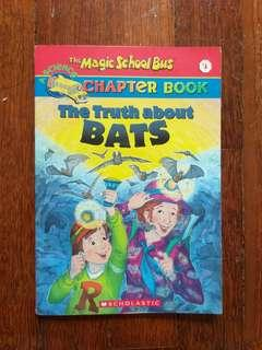 The Magic School Bus (Chapter Book #1): The Truth About Bats