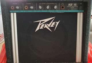 🚚 Peavey KB 15 Portable Acoustic Keyboard Amplifier