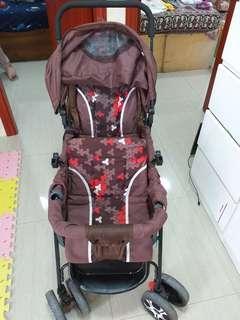 Twin/double stroller