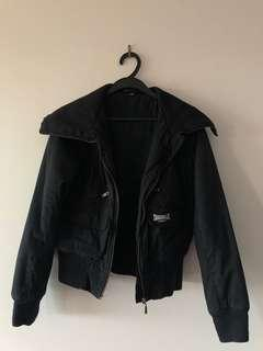 LONSDALE - Black Puffy Jacket