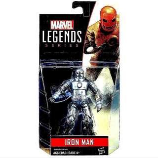 MISB Marvel Legends Iron Man Action Figure