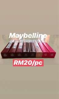 Maybelline Lip Matte Stay