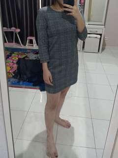 stadivarius dress