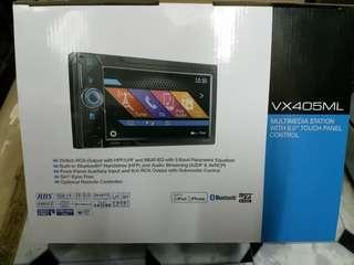 Clarion VX405ML  大面板 車機