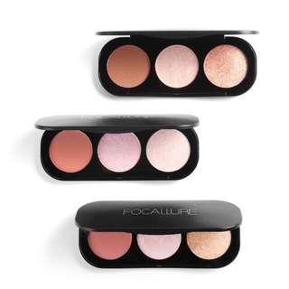 Blush n Highlighter palette