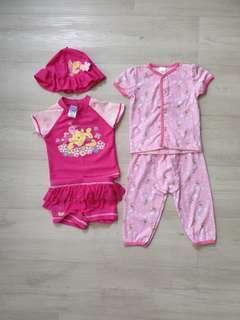 🚚 Winnie the Pooh Swimwear & Pajamas