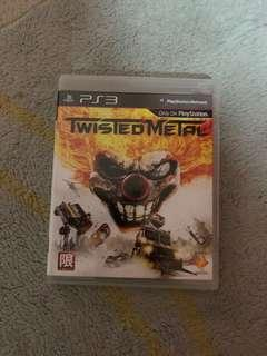 Twisted Metal Ps3 Cd Games