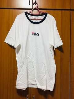 Brand New Authentic Fila T Shirt from Taiwan
