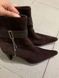 C. Banner Boots