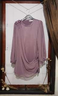 Blouse Omara Soft Purple (W)