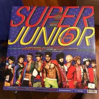 Super Junior Mr.Simple album brand new not open