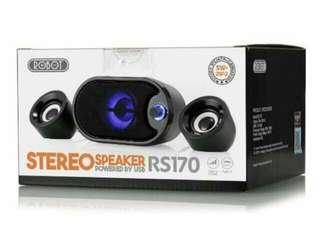 Stereo Speaker ROBOT