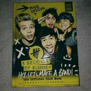 Official 5SOS Let's Make a Band
