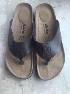Bata Brown sandals (slippers)