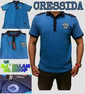 SALE Polo Shirt Baju Kerah Cressida branded
