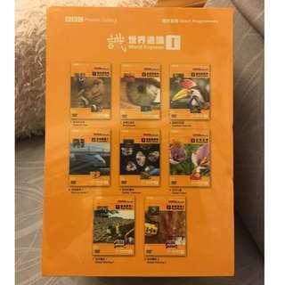 BBC Motion Gallery World Explorer I 世界通識 I DVD
