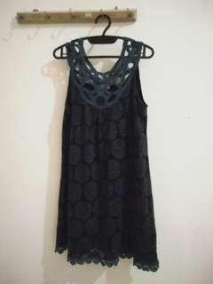 Dress import baru 3* pake