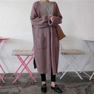 🚚 BNIP long woolen cardigan