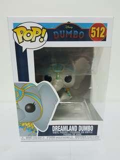 🚚 Funko Pop 512 Dreamland Dumbo