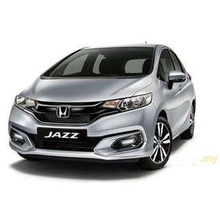 honda jazz 1.5 auto