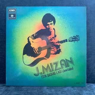 J.Mizan//Esok Datang Lagi (Juwitaku) (EP)